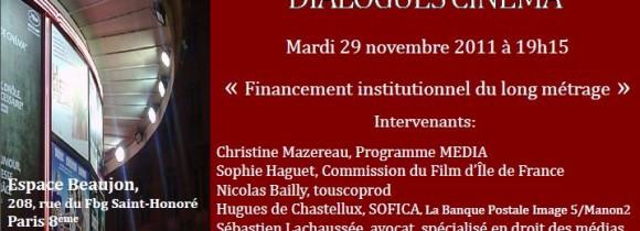 Financement-programme