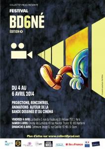 Affiche BD6Ne DEF