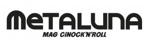 METALUNA logo n&b